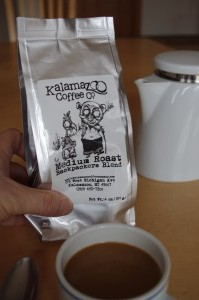 Kalamazoo Coffee, My best cup of coffee, coffee