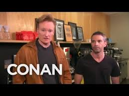 Thumbnail image for Conan's Coffee Clip: Did He Nail It or What?