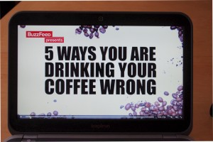 Thumbnail image for What's wrong with Buzzfeed's 5 Ways You're Drinking Your Coffee Wrong video advice