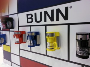 Bunn in living color