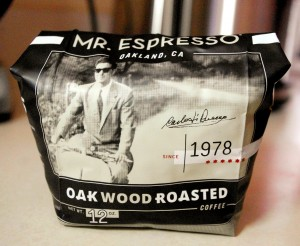 Mr Espresso Sumatra